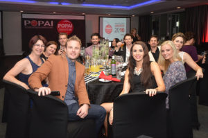Advertising Industry Awards evening