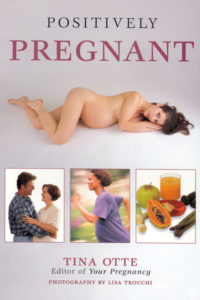 Positively Pregnant book cover