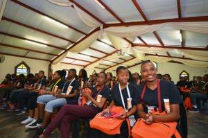 Jhb Student Council conference 23.4.16 at Sedi Bakwele