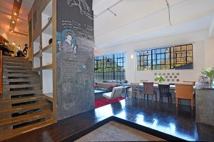 Unit 3 The Refinery Braamfontein interior